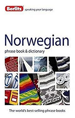Berlitz Norwegian Phrase Book and Dictionary 9781780042916