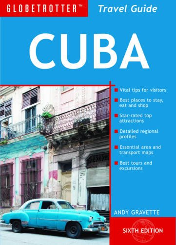 Globetrotter Cuba Travel Guide [With Map] 9781780090184
