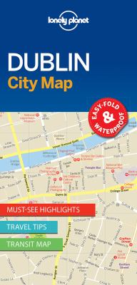Dublin City Map (Travel Guide)