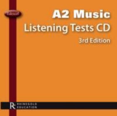 Edexcel A2 Music Listening Tests 9781780381237