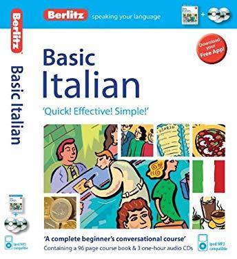 Italian Berlitz Basic 9781780043708