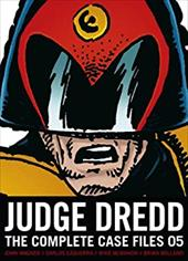 Judge Dredd: The Complete Case Files #05 16615031