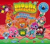Moshi Monsters Musical Mystery Tour: An Augmented Reality Book 18599279