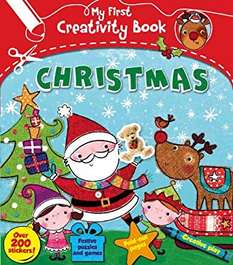 My First Creativity Book: Christmas 9781780973333