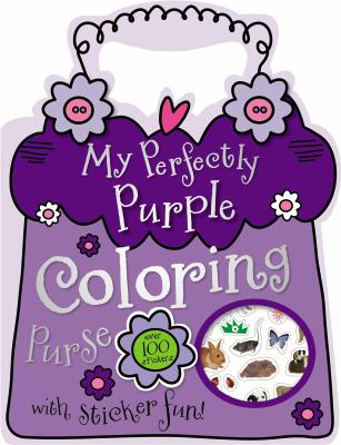 My Perfectly Purple Coloring Purse (9781780653860) photo