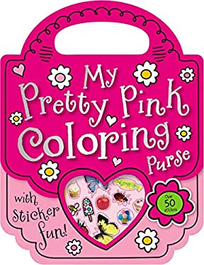 My Pretty Pink Purse Mini Coloring Book (9781780657516) photo