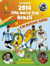 Official 2014 FIFA World Cup Brazil Colouring Book 21449899