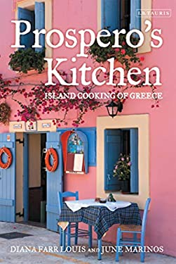 Prospero's Kitchen: Island Cooking of Greece 9781780761367