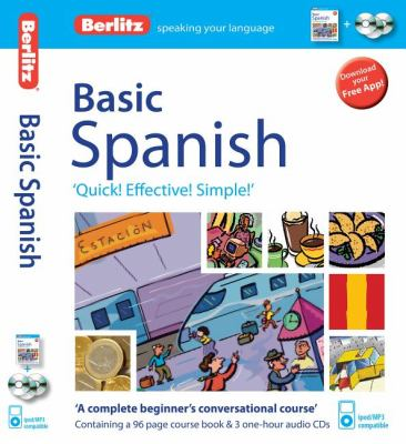 Spanish Berlitz Basic 9781780043715