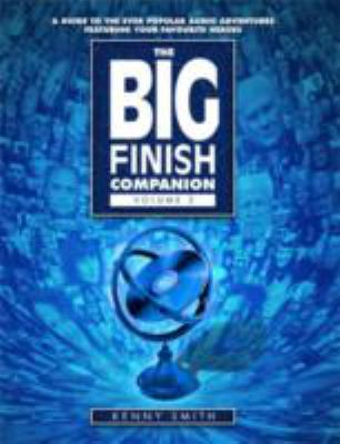 The Big Finish Companion 9781781780718