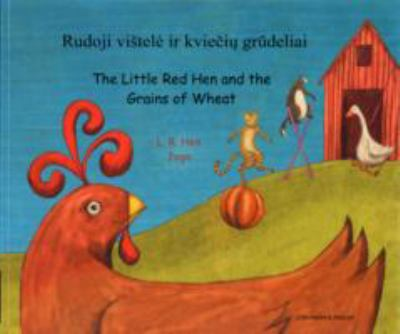 The Little Red Hen and the Grains of Wheat 9781781421284