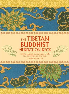 The Tibetan Buddhist Meditation Deck: Insights, Visualizations and Exercises to Help You Find Harmony and Inner Peace 9781780280196