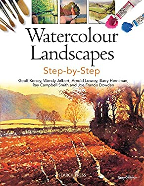 Watercolour Landscapes Step-by-Step 9781782210849