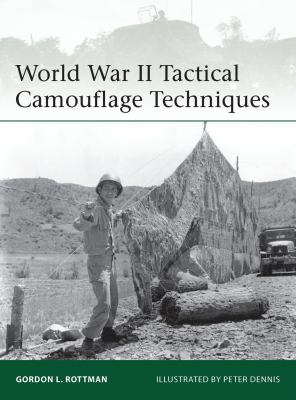 World War II Tactical Camouflage Techniques 9781780962740