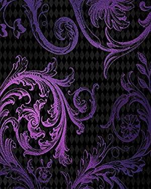 2020 Planner: Weekly & Monthly Calendar Organizer   January 2020 through December 2020   Gothic Goth #11 Purple Black