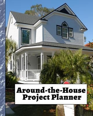 Around-the-House Project Planner: A Home Project and Improvement Tracker