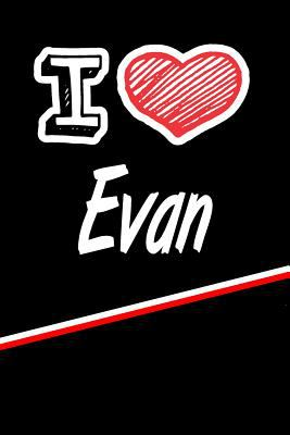 """I Love Evan: Blood Sugar Diet Diary journal log featuring 120 pages 6""""x9"""""""