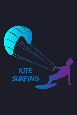 Kite Surfing: Blank Lined Journal to Write In - Ruled Writing Notebook