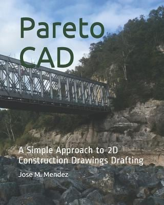 Pareto CAD: A Simple Approach to 2D Construction Drawings Drafting