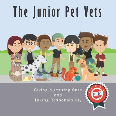 The Junior Pet Vets: Nurturing Care and Taking Responsibility