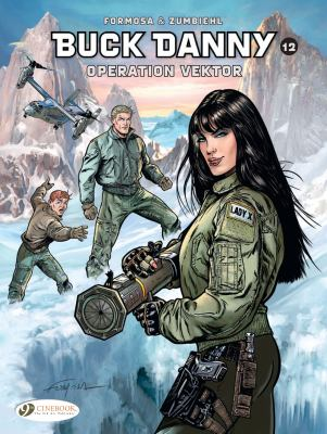 Buck Danny: Operation Vektor (Volume 12) (Buck Danny, Volume 12)