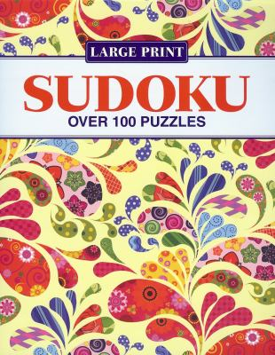 Large Print Sudoku: Over 100 Puzzles 9781848584655