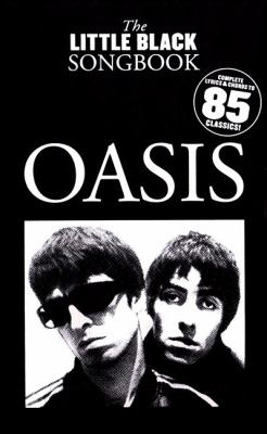 Oasis: The Little Black Songbook 9781847722379