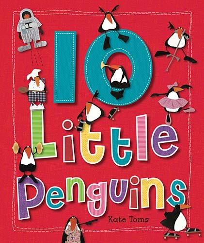 10 Little Penguins 9781846109805