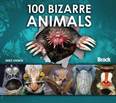 100 Bizarre Animals 9781841623009