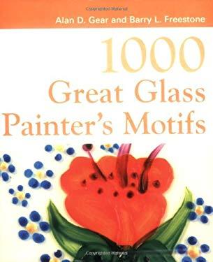 1000 Great Glass Painter's Motifs 9781843403968