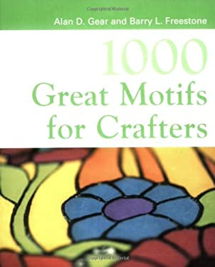 1000 Great Motifs for Crafters 9781843403951