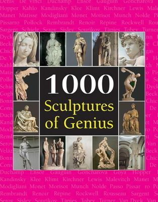 1000 Sculptures of Genius 9781844842155