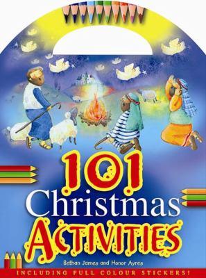 101 Christmas Activities 9781841017211
