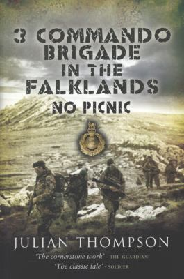 3 Commando Brigade in the Falklands: No Picnic 9781844158799