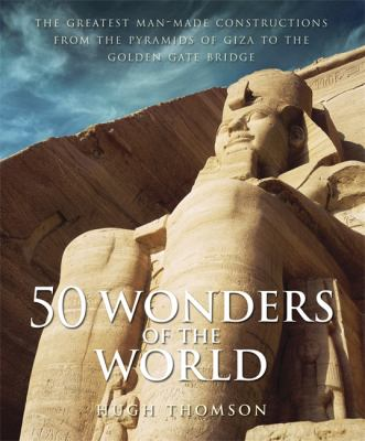 50 Wonders of the World 9781849160032
