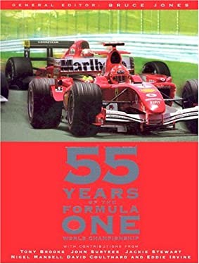 55 Years of Formula One World Championship 9781844424085
