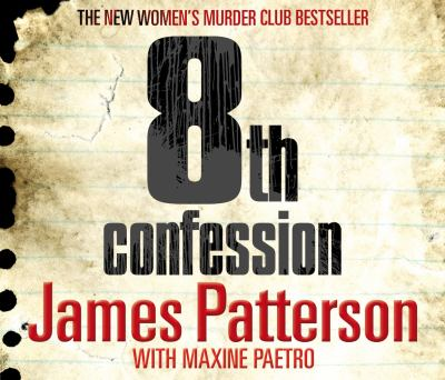 8th Confession: (Women's Murder Club 8) 9781846571589