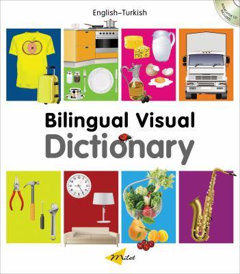 Milet Bilingual Visual Dictionary (English-Turkish) 9781840596977