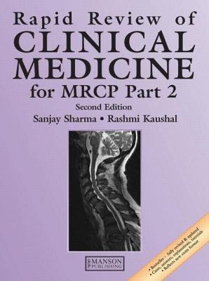 Rapid Review of Clinical Medicine for MRCP Part 2 9781840760705