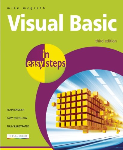 Visual Basic in Easy Steps 9781840784091