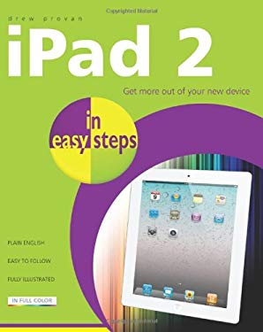 iPad 2 in Easy Steps 9781840784381