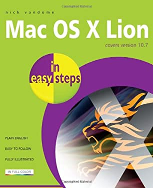 Mac OS X Lion in Easy Steps 9781840784398