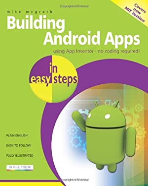Building Android Apps in Easy Steps 9781840785289