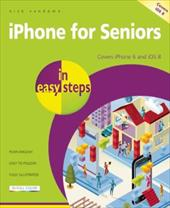 iPhone for Seniors in easy steps: Covers iPhone 6 and iOS 8 22432723
