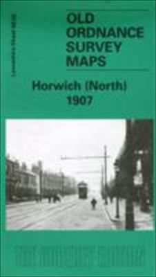 Horwich (North) 1907: Lancashire Sheet 86.06 9781841512747