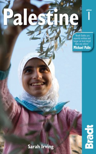 Bradt Travel Guide Palestine 9781841623672