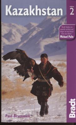 Bradt Travel Guide Kazakhstan 9781841623696
