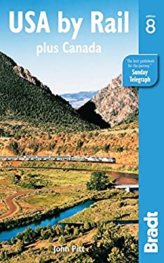 Bradt USA by Rail Plus Canada's Main Routes 9781841623894