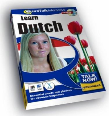 Talk Now! Learn Dutch: Essential Words and Phrases for Absolute Beginners 9781843520085