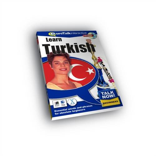 Talk Now! Learn Turkish: Essential Words and Phrases for Absolute Beginners 9781843520160